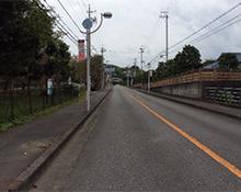 日本平旧道入口