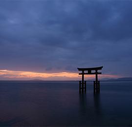 琵琶湖湖西ツーリングの旅