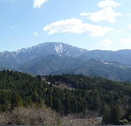 旧中山道を訪ね、馬篭、妻籠、恵那山を楽しむ